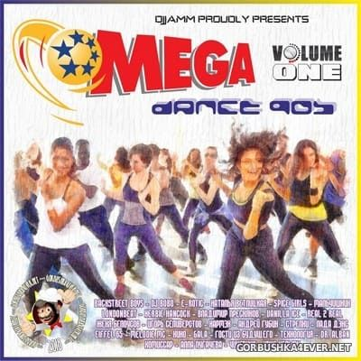 Mega Dance 90s vol 1 [2018] by DJJAMM