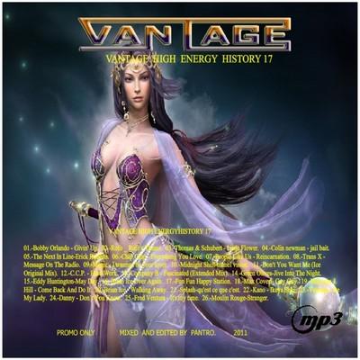 Vantage Mix - High Energy History Mix 17