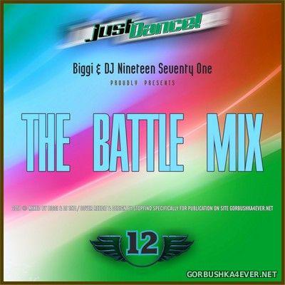 The Battle Mix vol 12 [2018] by Biggi & DJ Nineteen Seventy One