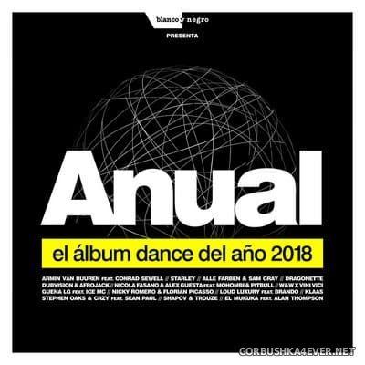 Anual El Album Dance Del Ano [2018] / 3xCD