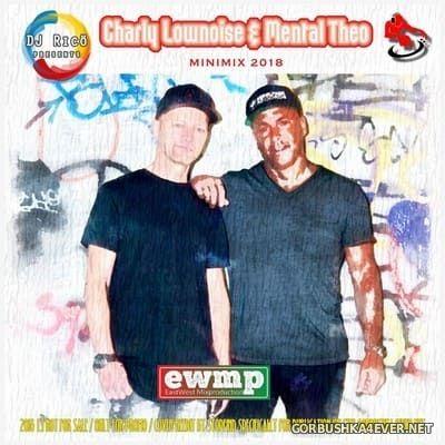 DJ Ricö - Charly Lownoise & Mental Theo Minimix [2018]