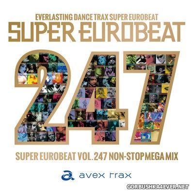 Super Eurobeat vol 247 [2018] Non-Stop Mega Mix / 2xCD