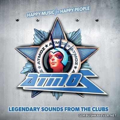 Atmoz (Legendary Sounds From The Clubs) [2018] / 2xCD
