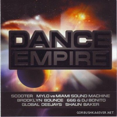 [More Music] Dance Empire [2006] / 2xCD
