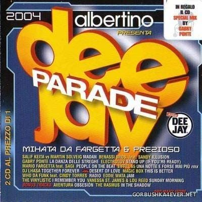 [Time] Deejay Parade 2004 [2003] / 2xCD / Mixed by Fargetta & Prezioso & Gabri Ponte