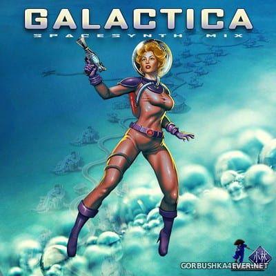 Kobayashi DJ - Galactica SpaceSynth Mix [2018]