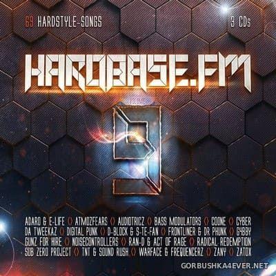 Hardbase.FM vol 9 [2018] / 3xCD