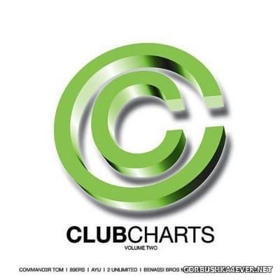 [More Music] ClubCharts vol 2 [2004] / 2xCD