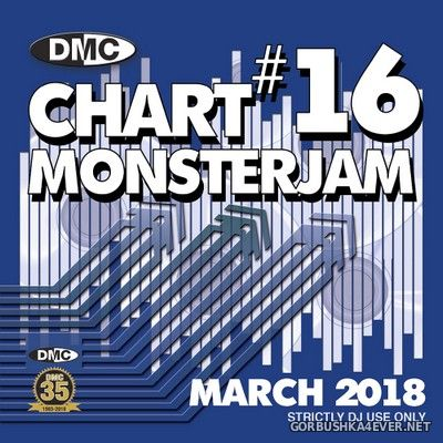 [DMC] Monsterjam - Chart 16 [2018]