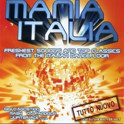 Mania Italia [2005] / 2xCD