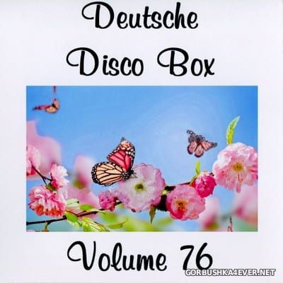 Deutsche Disco Box vol 76 [2018] / 2xCD
