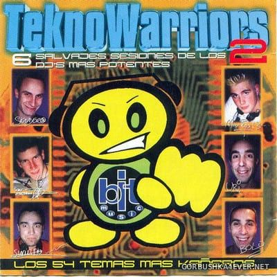 [Bit Music] Tekno Warriors 2 [1999] / 2xCD