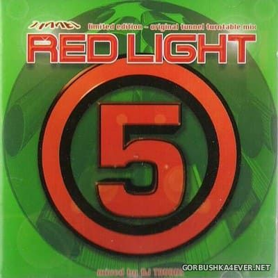Tunnel Red Light 5 [1998] Mixed By DJ Taurus