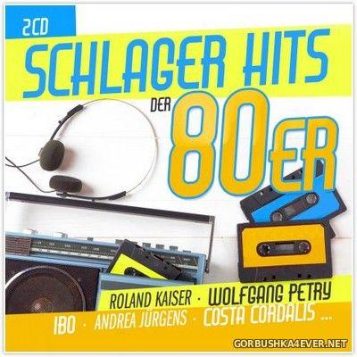 Schlager Hits der 80er [2018] / 2xCD
