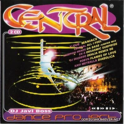 [Bit Music] Central Dance Project [1998] / 2xCD