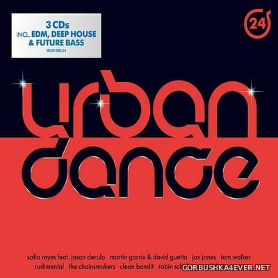 Urban Dance vol 24 [2018] / 3xCD