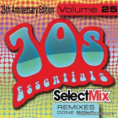 [Select Mix] 70s Essentials vol 25 [2018]