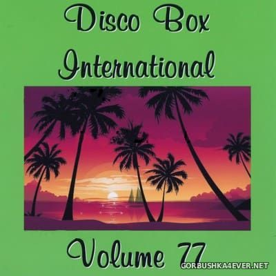 Disco Box International vol 77 [2018] / 2xCD