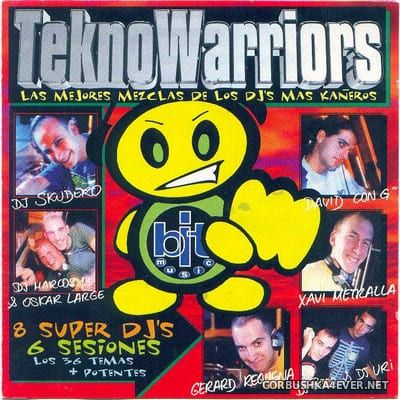[Bit Music] Tekno Warriors 1 [1998] / 2xCD