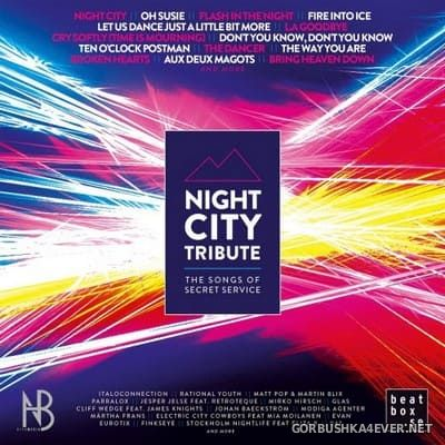 Night City Tribute - The Songs of Secret Service [2018]