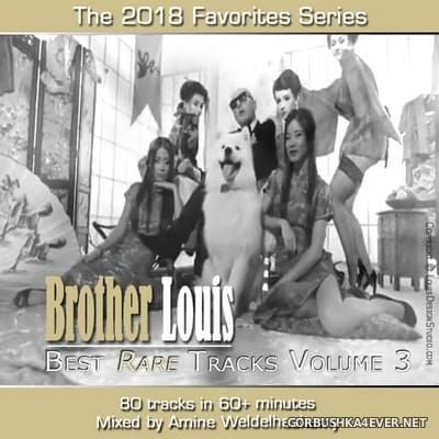 DJ Amine Weldelhashemy - Brother Louis Best Rare Tracks vol 3 [2018]
