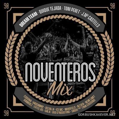 [Blanco Y Negro] Noventeros Mix [2018]