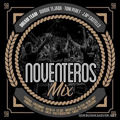 [Blanco Y Negro] Noventeros Mix [2018] / 2xCD