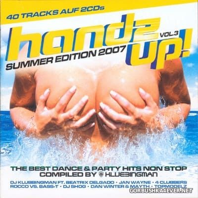 [Klubbstyle Media] Handz Up! vol 3 - Summer Edition [2007] / 2xCD