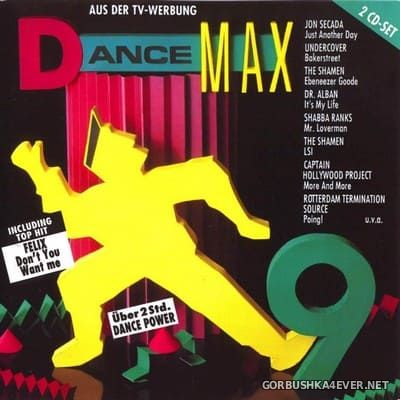 Dance Max vol 09 [1992] / 2xCD
