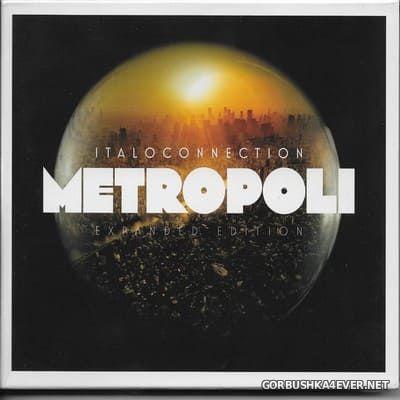 Italoconnection - Metropoli [2018] / 2xCD