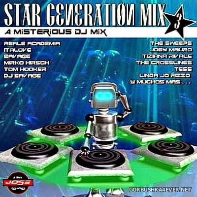 Star Generation Mix 3 [2018] by Kokemix DJ