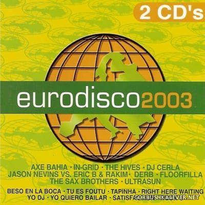 [Musart] Eurodisco 2003 [2003] / 2xCD