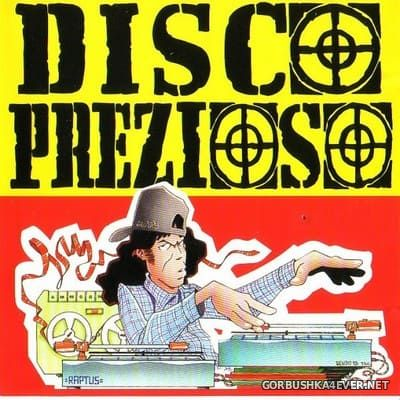 [Top Secret Records] Disco Prezioso [1993] Mixed by Giorgio Prezioso