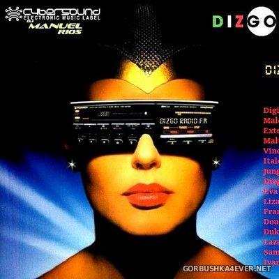 DJ Manuel Rios - Dizgo Mix 20 [2018]
