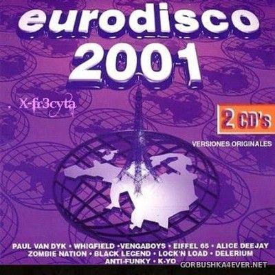 [Musart] Eurodisco 2001 [2001] / 2xCD