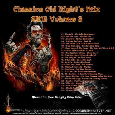 DJ Bam Bam - Classics Old Night's Mix 2K18.3