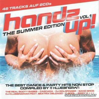 [Klubbstyle Media] Handz Up! vol 1 - The Summer Edition [2006] / 2xCD