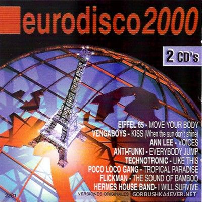 [Musart] Eurodisco 2000 [2000] / 2xCD