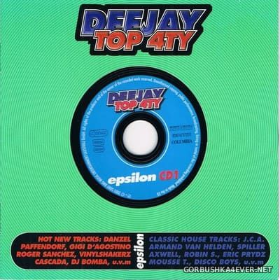 Deejay Top 4ty Epsilon [2005] / 2xCD