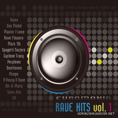 Euromania - Rave Hits vol 1 [2015]