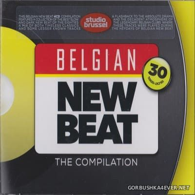 Belgian New Beat - The Compilation [2018] / 4xCD