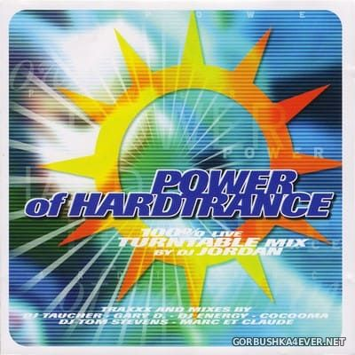 Power Of Hardtrance [1997] Mixed by DJ Jordan