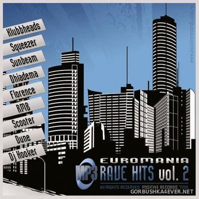 Euromania - Rave Hits vol 2 [2015]