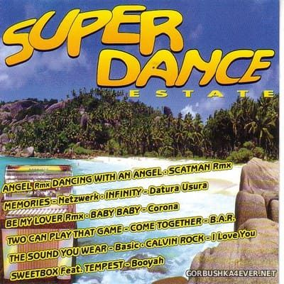 [Discomagic Records] Superdance Estate Compilation [1995]