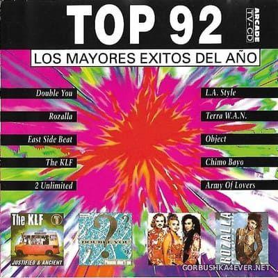[Arcade] Top 92 [1992]
