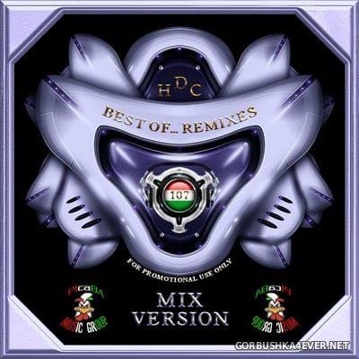 Best Of Remixes vol 107 [2018] Mixed by Nonoo