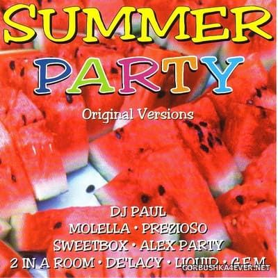 [Discomagic Records] Summer Party Compilation [1995]