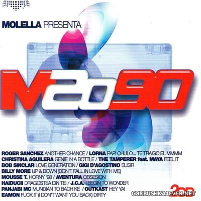 [Time] Molella presenta M2o90 [2011] / 2xCD