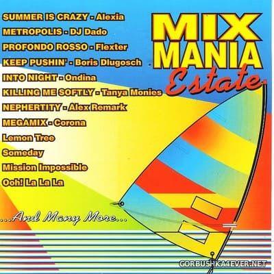 [Discomagic Records] Mix Mania Estate [1996]