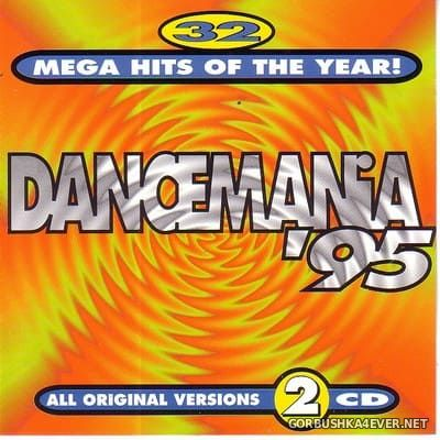 [Discomagic Records] Dancemania '95 [1995] / 2xCD / Mixed by Disconet